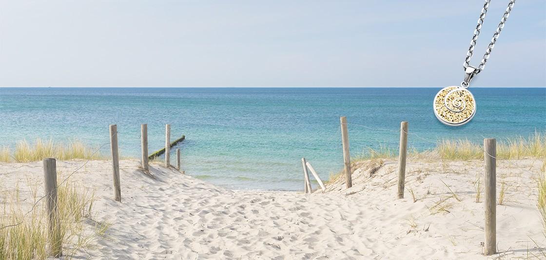 Slider: Strandsand