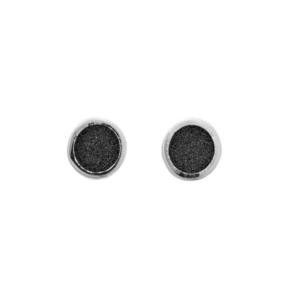 DUR Schmuck Ohrstecker Farbe und Form wählbar Silber 925//- S1470