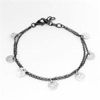 """Armband """"Shari"""" 17+3 cm Verlängerung 925er Silber"""