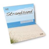 "Deko-Display ""Strandsand"" Selbstkostenpreis 15,-€"