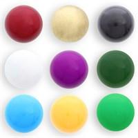 Klangkugel-Set 9-farb. gr.17mm