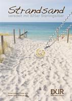 """Poster """"Strandsand II"""" DinA1"""