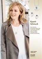 """Poster """"Kyanit"""" DinA1"""