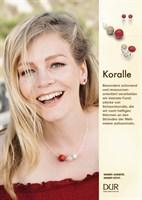 "Poster ""Koralle"" DinA1"
