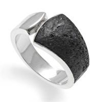 Ring m. Lava Silb. 925