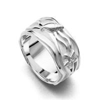 """Ring """"Ebbe und Flut"""""""
