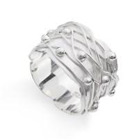 """Ring """"Strandperlen"""""""