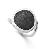 """Ring """"Lavasand"""" 925er Silber"""