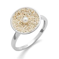 "Ring ""Strandperle"""