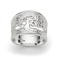 "Ring ""Baum des Lebens"""