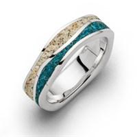 """Ring """"Steinsand"""""""