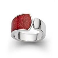 """Ring """"Mosaik-Koralle"""""""