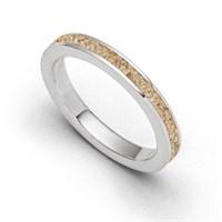 """Ring """"Strandsand"""""""