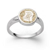 """Ring """"Strandkorb"""""""