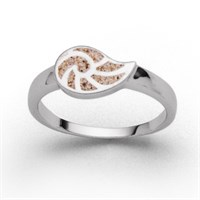 "Ring ""Sandnautilus"""