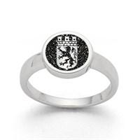 "Ring ""Hohenlimburg klein"" Lavasand"