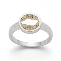 "Ring ""Baltrum"" Strandsand"