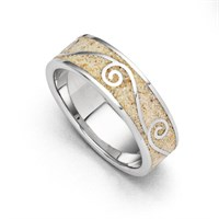 "Ring ""Sanddüne"""