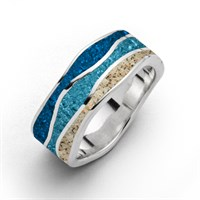 Ring ´´Ebbe&Flut``Steinsand