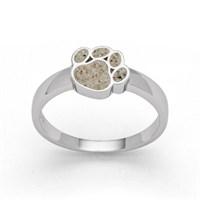 "Ring ""Pfote"" Strandsand"